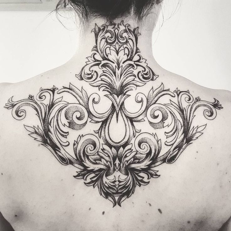 9 Best Baroque Tattoo Ideas And Designs Styles At Life