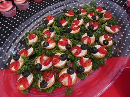 crackers coccinella