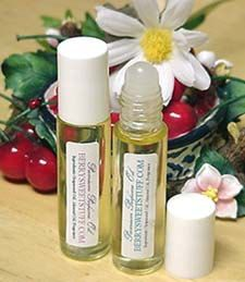 Cherry Sandalwood Perfume Oil Fragrance Scent by BerrysweetStuff  A new and sexy scent with a subtle fruity twist!