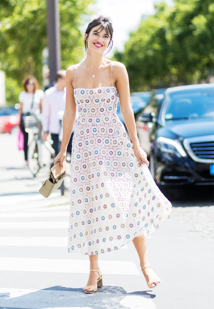 We Dare You Not to Love At Least 1 of These Paris Street Style Looks via @WhoWhatWearUK