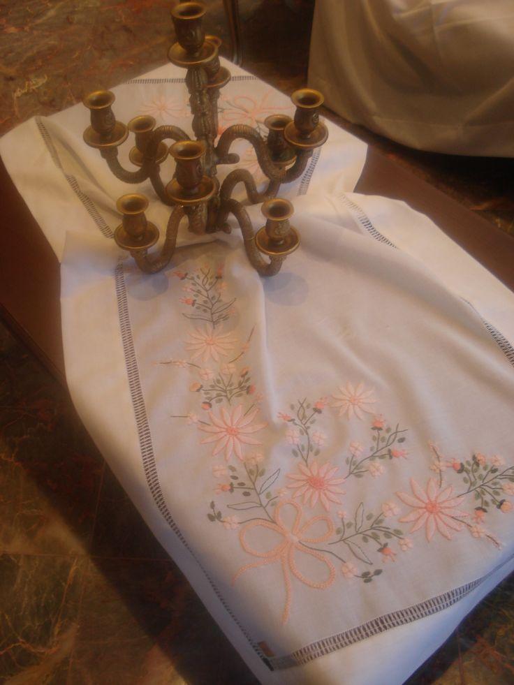 gölge isi - handmade - embroidery - el nakısı