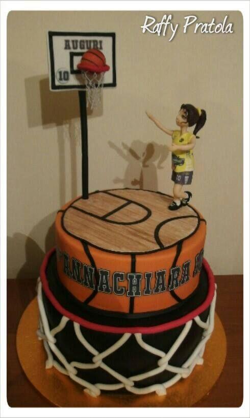 torta pallacanestro,sport,basket