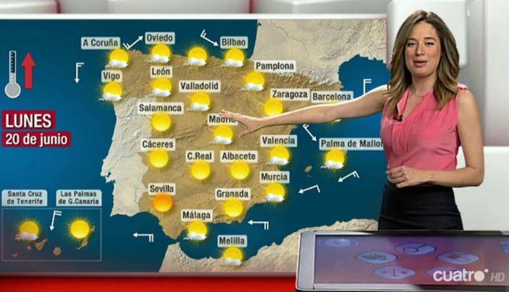 Conoce la previsión meteorológica, con Rosemary Alker   ... - http://www.vistoenlosperiodicos.com/conoce-la-prevision-meteorologica-con-rosemary-alker/