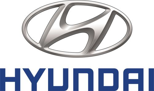 Color of the Hyundai Logo > Hyundai Company Logo