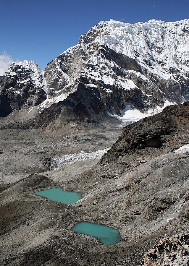 ✮ Himalayan Landscape in Nepal, Everest Region - Fabulous Photo!