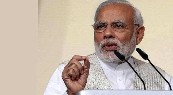 """New Delhi: Prime Minister Narendra Modi on Tuesday hailed the Supreme Court judgement on triple talaq as """"historic"""" and said it grants equality to Muslim women. He said the judgement will serve as a powerful measure for women empowerment. The Supreme Court by a majority verdict set..."""