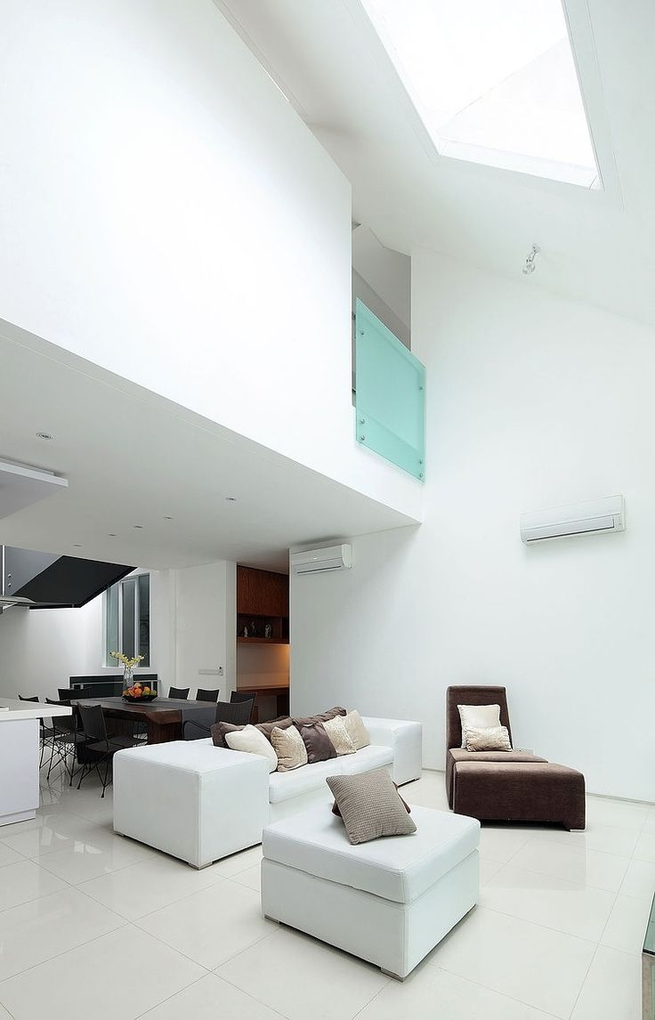 1000+ images about Modern Living on Pinterest High ceilings ... - ^