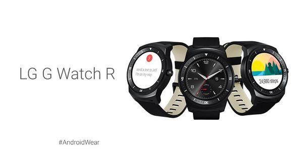 Good Deal: LG G Watch R delivered for $300.95