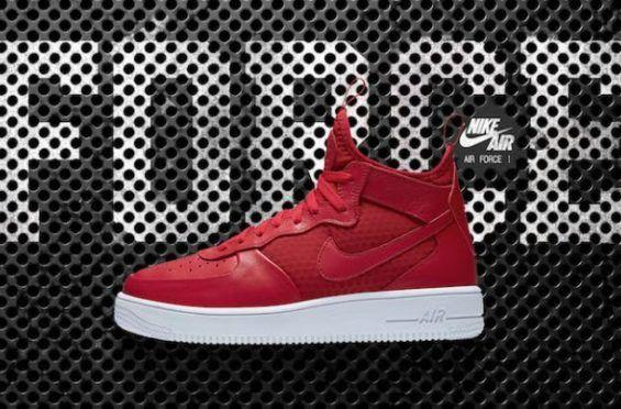 http://SneakersCartel.com The Nike Air Force 1 Ultra Force Mid Debuts Next Week #sneakers #shoes #kicks #jordan #lebron #nba #nike #adidas #reebok #airjordan #sneakerhead #fashion #sneakerscartel