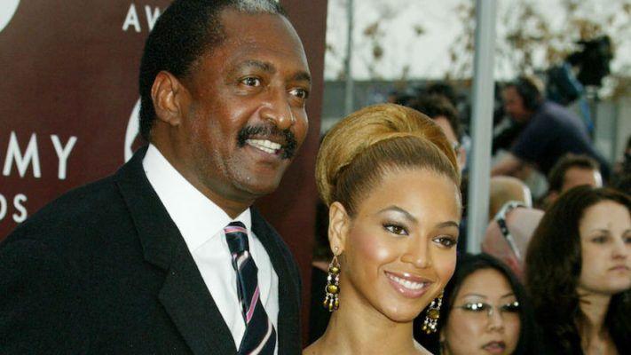 "Mathew Knowles um Beyoncé: ""Ég hef aldrei lamið dóttur mína"""