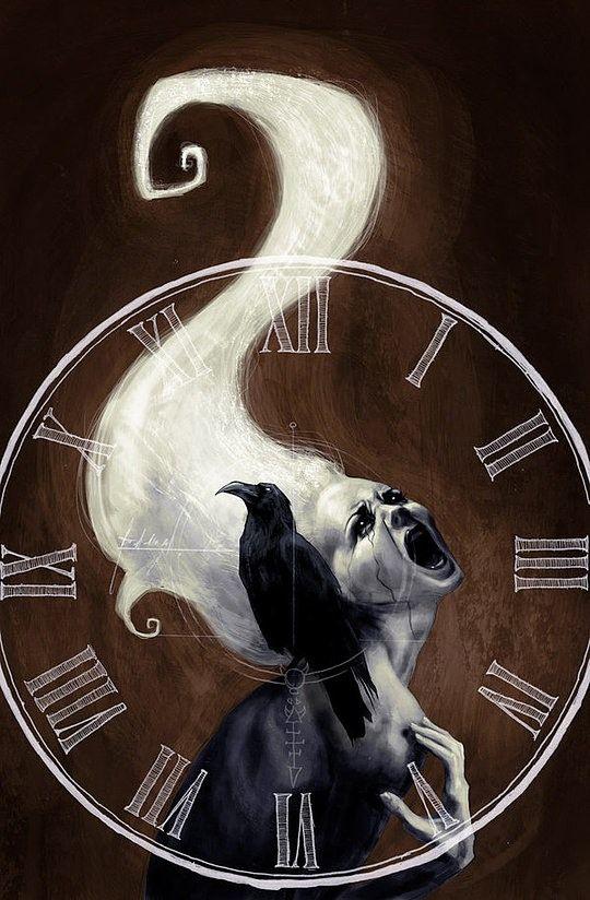 Time Is A Killer by Menton J. Matthews III