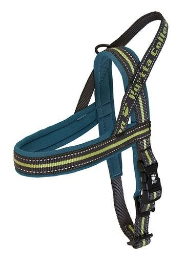 Hurtta Padded Dog Harness now available in Juniper http://www.snowpawstore.com/collars-leads-belts/dog-walking-harness/hurtta-padded-dog-harness.html