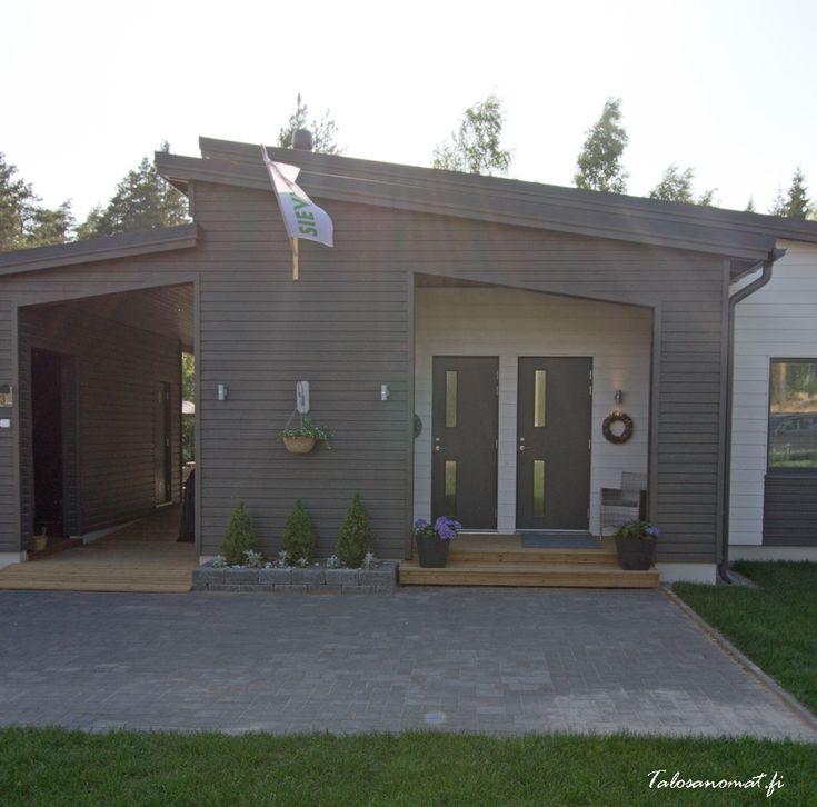 tumman harmaa talo - Google-haku