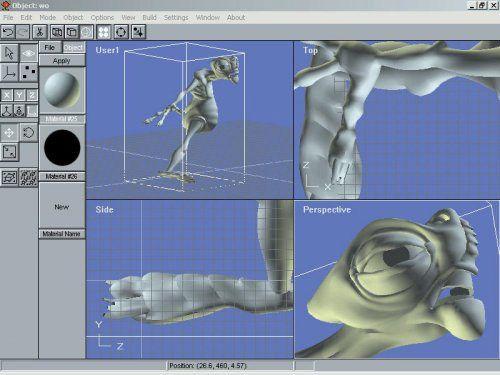 free 3d animation