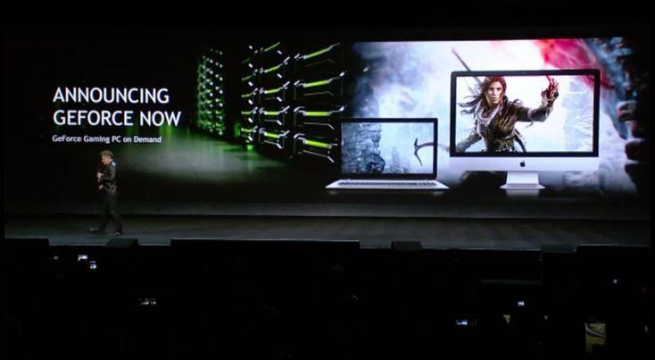 CES 2017 : Le service de cloud gaming de Nvidia, Geforce Now, arrive sur PC & Mac - http://www.frandroid.com/marques/nvidia/402603_ces-2017-le-service-de-cloud-gaming-de-nvidia-geforce-now-arrive-sur-pc-mac  #CES, #Évènements, #Marques, #Nvidia