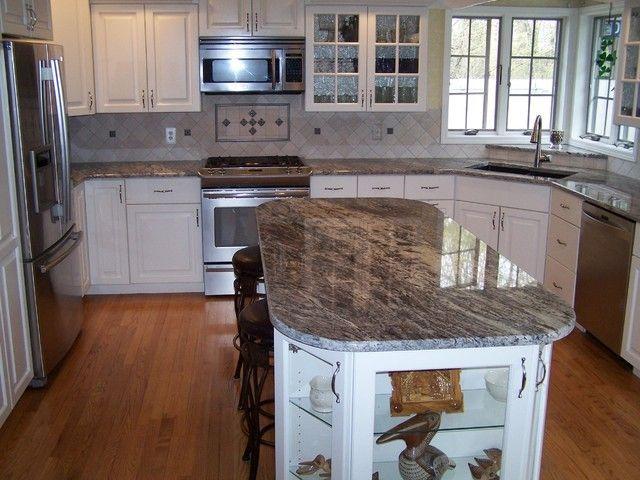 Best 25 Thunder White Granite Ideas On Pinterest  Farm Style Gorgeous Unique Kitchen Countertops Design Decoration