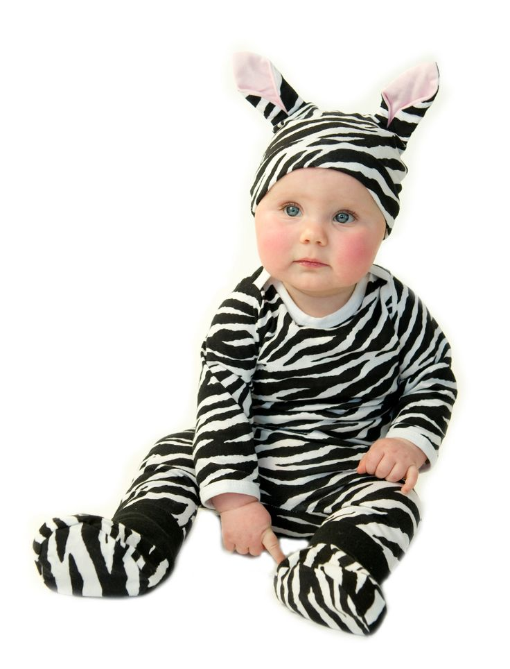 Adorable zebra outfit for baby...