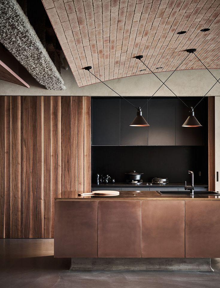 A Family Apartment Of Unrefined Elegance And Crisp Craftsmanship In Taiwan Yatzer House Beautiful Magazine Kitchen Modern Interior Decor House Decor Modern