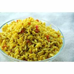 Recipe for Tempered Puffed Rice