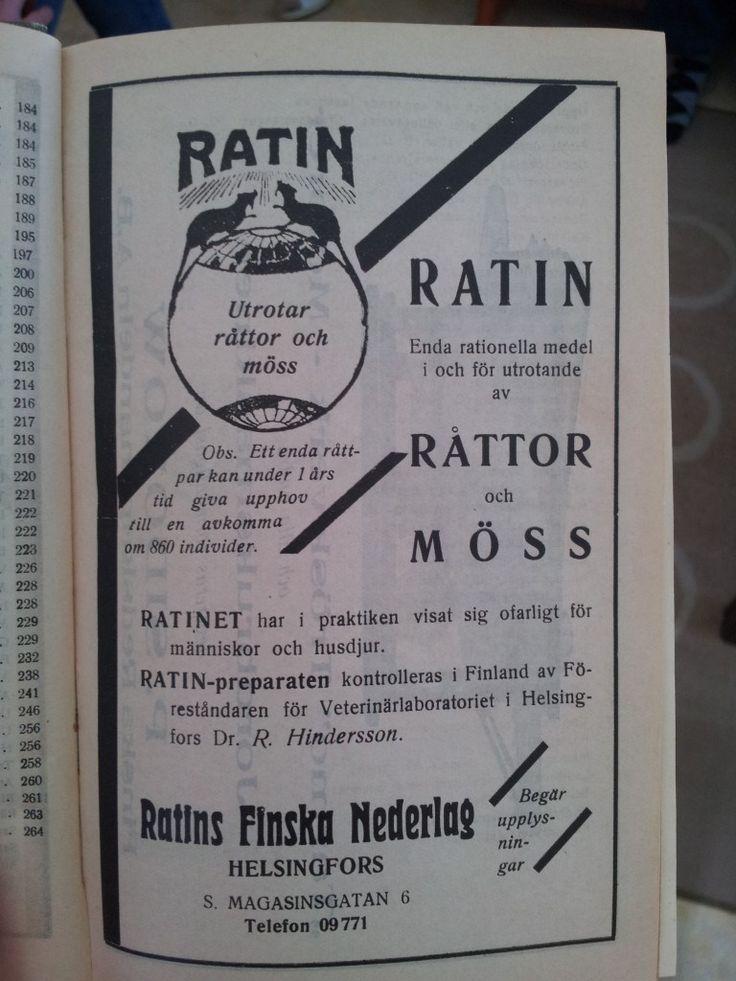 Ratin råttgift?