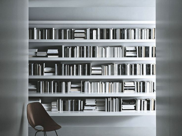 Furniture Unique Shaped Bookshelves Design: Storage Contemporary Free  Standing Open Shelving Book Storage Feat Single