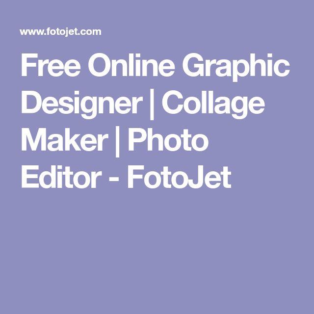 Free Online Graphic Designer | Collage Maker | Photo Editor - FotoJet