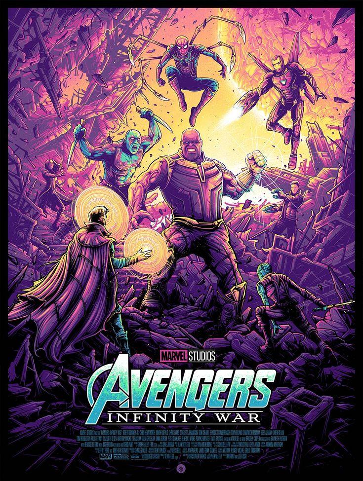 Avengers 3: Infinity War | Poster marvel, The avengers et ...