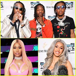 Migos, Nicki Minaj & Cardi B: 'Motor Sport' Stream, Lyrics & Download – Listen Here!