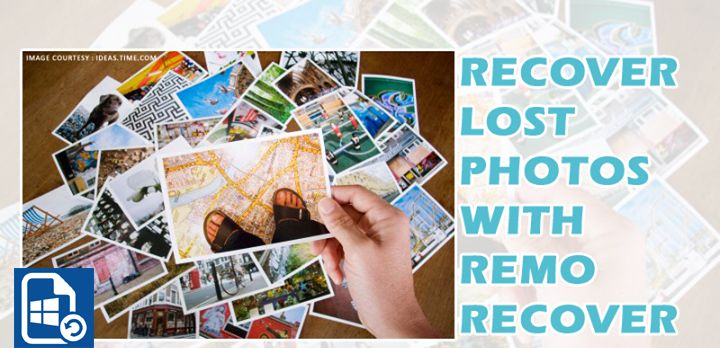 Recover lost photos with Remo Recover Now!   Know More : http://www.remorecover.com/