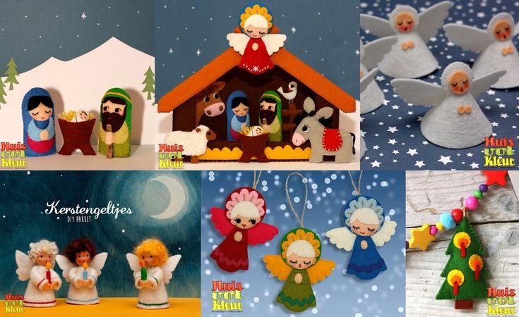 Huisvolkleur: Kersthangers
