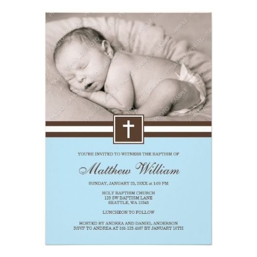 33 best Christening Baptismal and Birthday Invitations images on - best of invitation card message for baptism