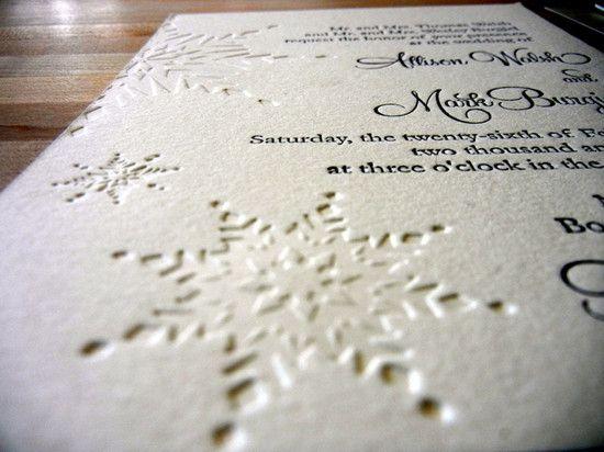 25 best winter wedding invitations images on pinterest wedding top 5 winter wedding ideas and invitations filmwisefo