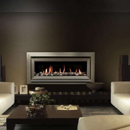 ESCEA IB1100 Series High Output Indoor Gas Fireplace