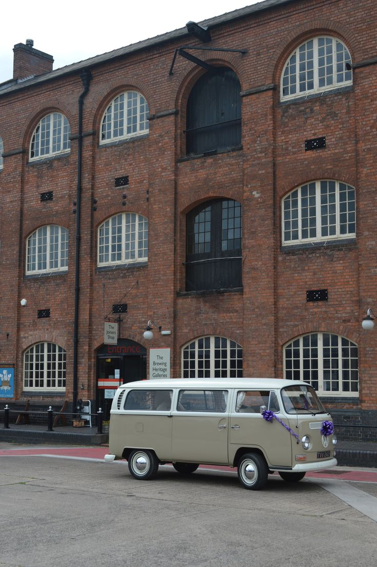 Visiting the National Brewery Centre in Burton-on-Trent