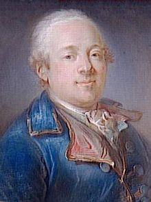 Le général Jacques François Menou de Boussay, portraituré par Joseph Ducreux.