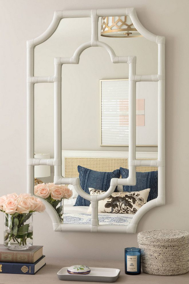 43 best painted bamboo furniture images on pinterest - Interior designer discount pottery barn ...