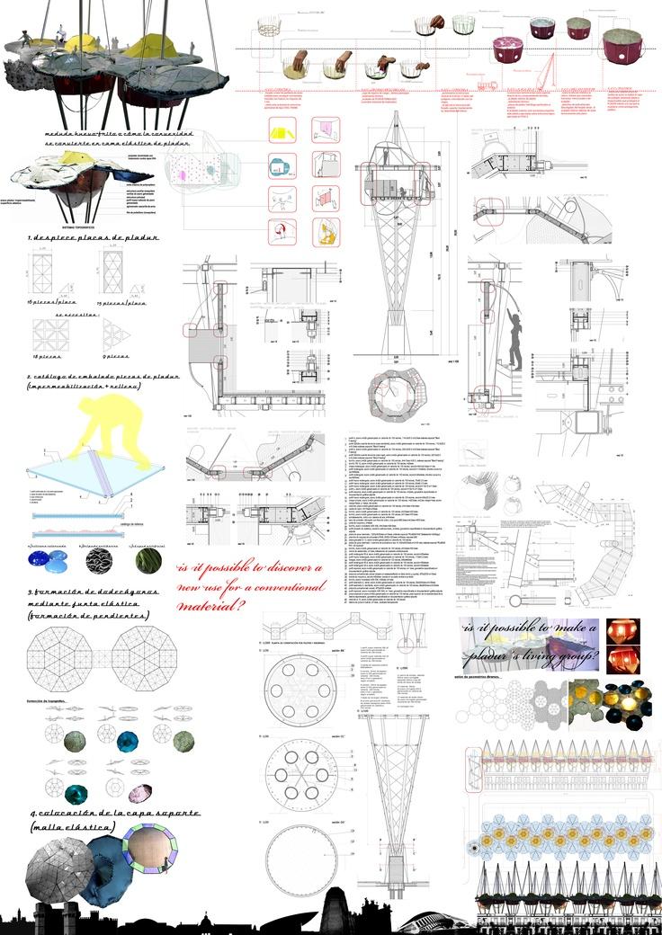 2005_ PLADUR APARTMENTS: THE HUEVO FRITO´s JELLYFISH by María Gómez Javaloyes & María Conesa & David Cárdenas & verónica velaz garcía