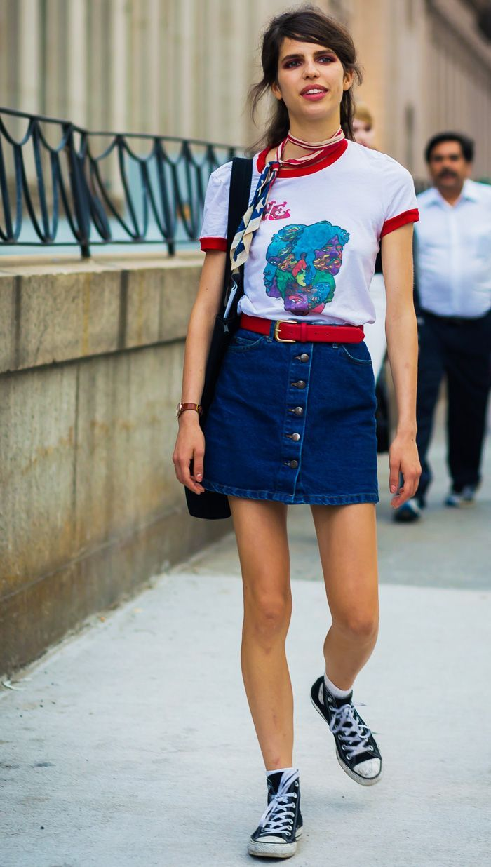Love tomboy outfits? Here are some of our favourite looks we've spotted this month.