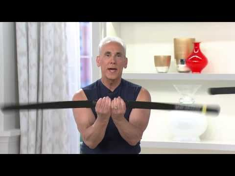 Bodyblade Total Results Fitness Program w/DVD, Chart & Guide with Albany Irvin - YouTube
