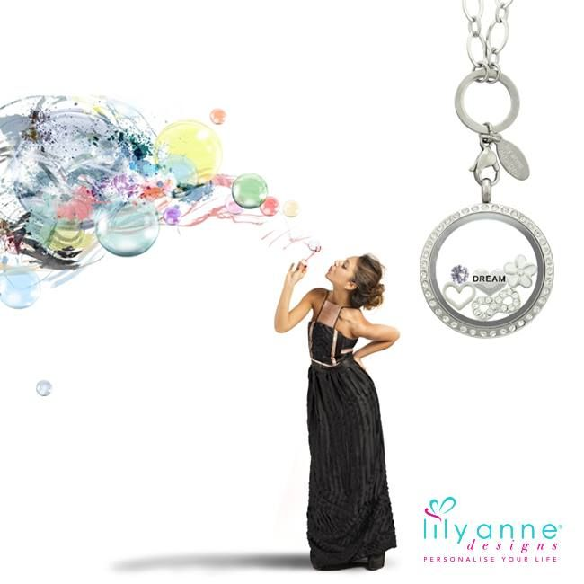 {Never stop dreaming}   #LilyAnneDesigns #PersonalisedLockets #CapturingMoments #FreeToBeMe