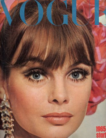 VOGUE cover 1960s