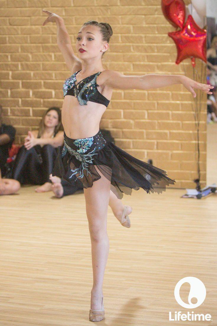 Maddie Ziegler in season 6 of Dance Moms!