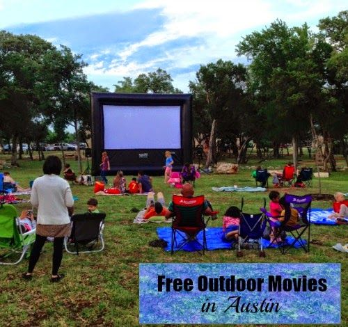 Free Fun in Austin: 2015 Free Movies in the Park