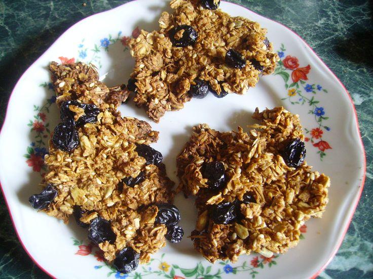 Домашние мюсли: полезный завтрак и хрустящее печенье одновременно
