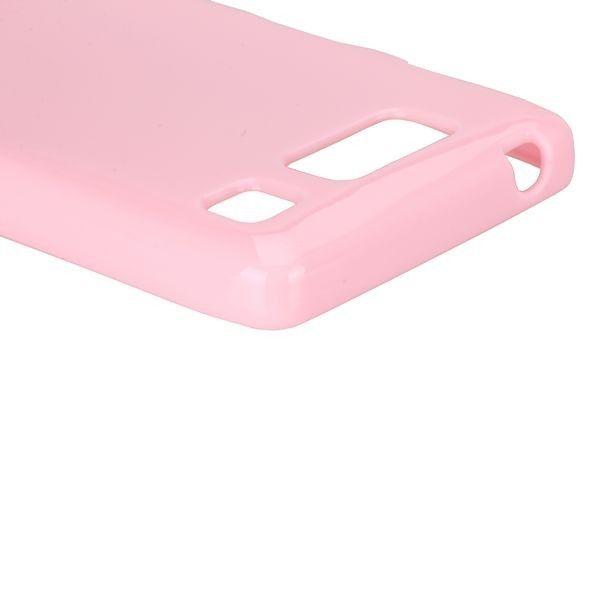 Candy Colorz (Lyse Rosa) Motorola DROID RAZR MAXX HD Deksel