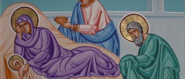 Liturghie cu ocazia Nasterii Sfantului Ioan Botezatorul