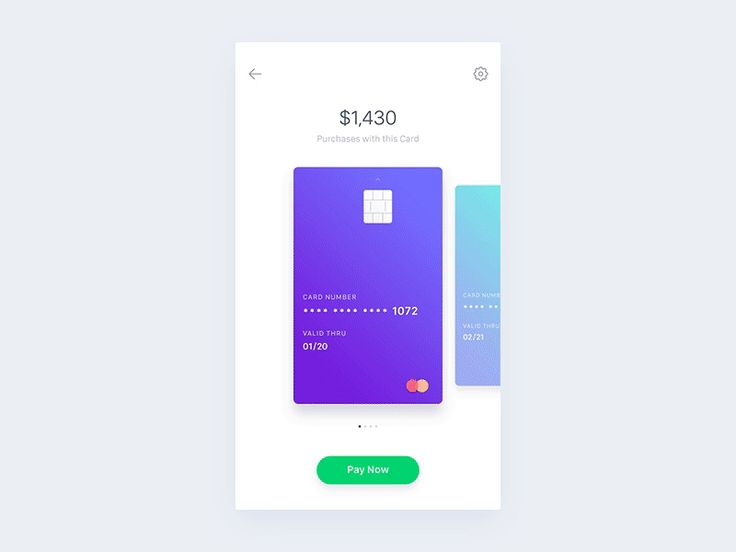 Simple Payment App by Jae-seong, Jeong