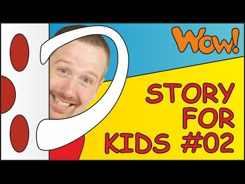 Story for Kids from Steve and Maggie #02 | English for Children | Kids TV