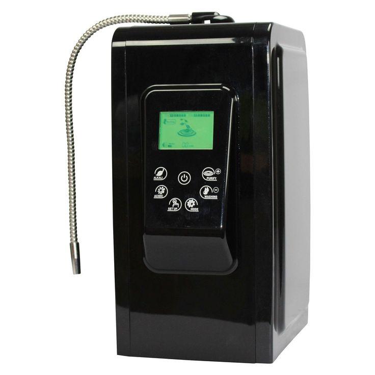 Alkaline Water Ionizer and Water Purifier - Alkaline Water Machine with Dual ...