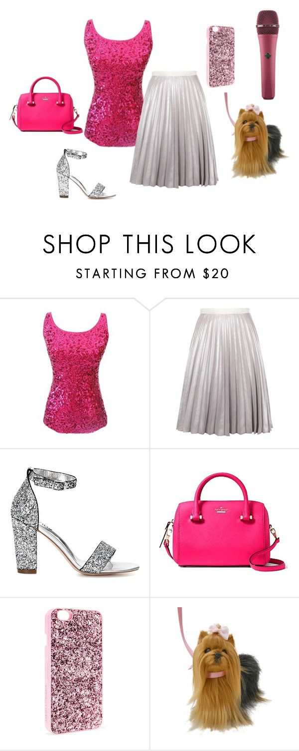 """Sharpay Evans Inspired"" by belle13lee on Polyvore featuring Antipodium and Victoria's Secret"